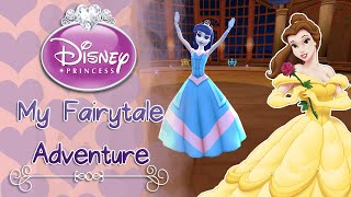 Disney Princess: My Fairytale Adventure | Belle Chapter 2 (6) | Mousie