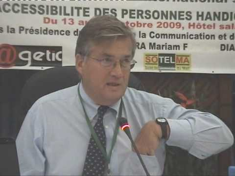 ITU Workshop on Accessibility - Bamako, Mali, 13 - 15 October 2009 Part 4
