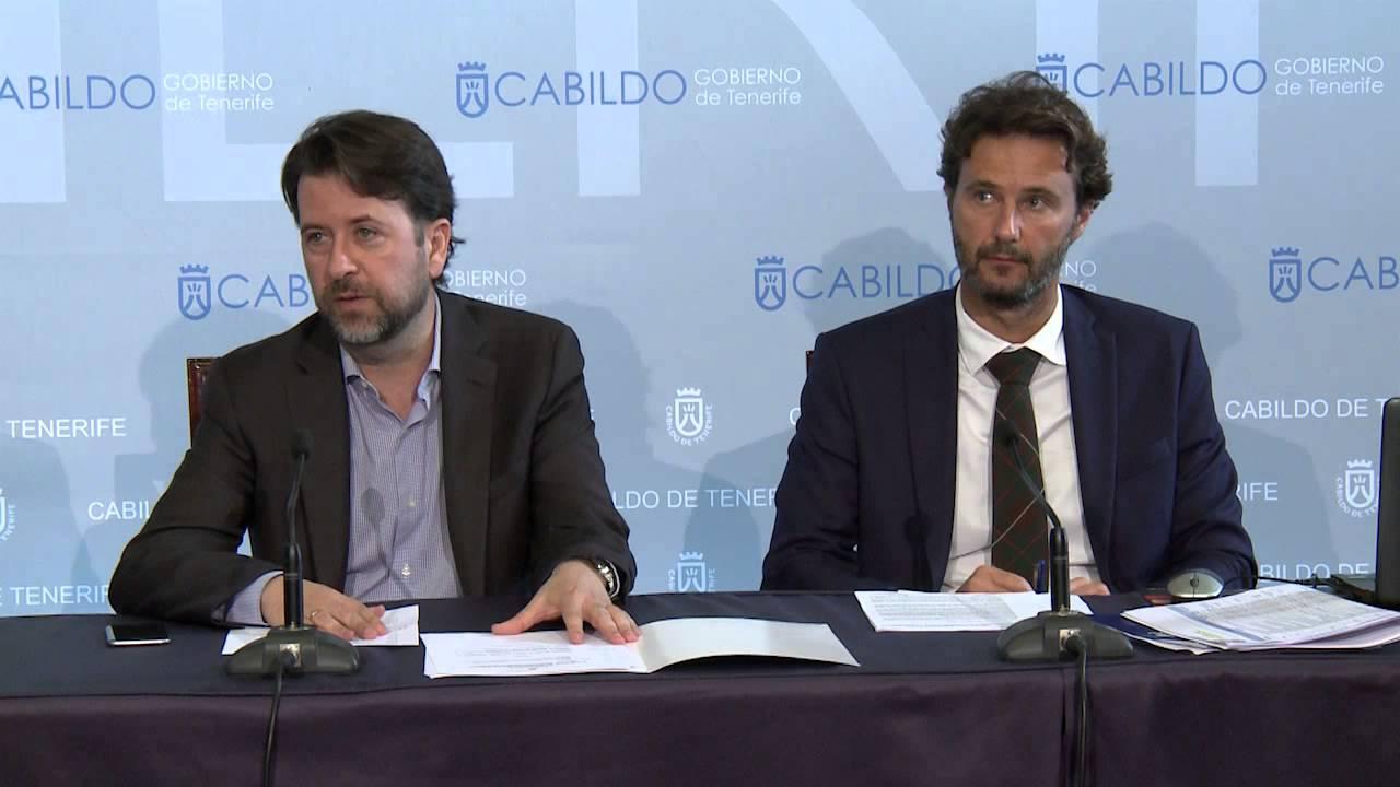 """Arranca el proyecto """"Cuídate"""" que realiza el Cabildo para enseñar el ciclo integral del agua"""