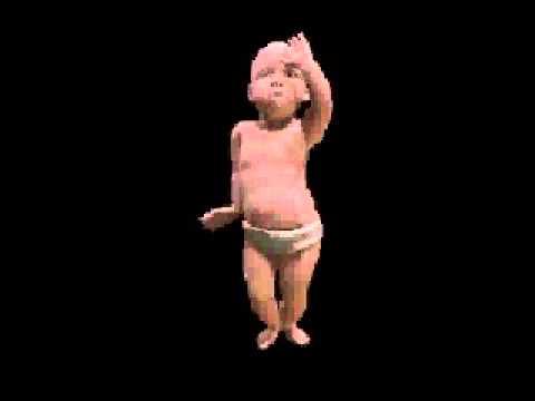 Dans eden bebek :)