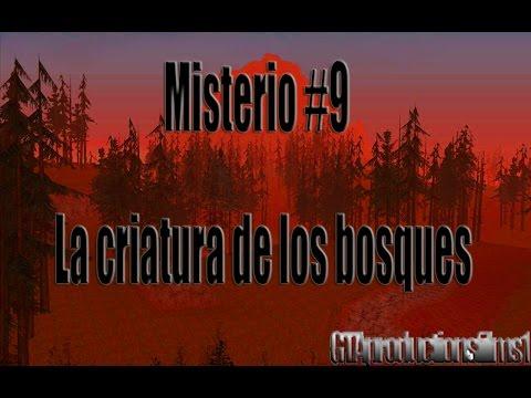 Misterios Del GTA San Andreas (No Mods) 9# La Criatura De Los Bosques