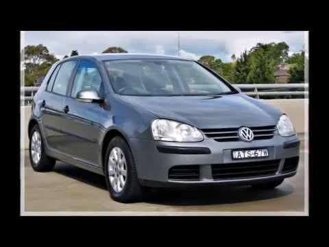 used VW Golf 2.0 FSi Comfortline 2005 for sale in Sydney