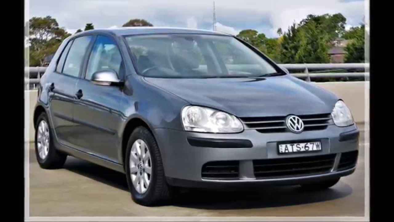 used vw golf 2 0 fsi comfortline 2005 for sale in sydney youtube. Black Bedroom Furniture Sets. Home Design Ideas