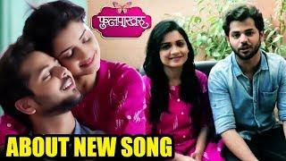 Phulpakhakru | Making Of New Romantic Song | Hruta Durgule | Mangesh Borgaonkar | Zee Yuva