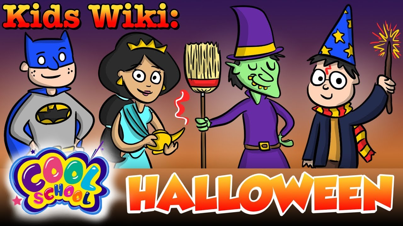 halloween wiki for kids at cool school youtube - Halloween Youtube Kids