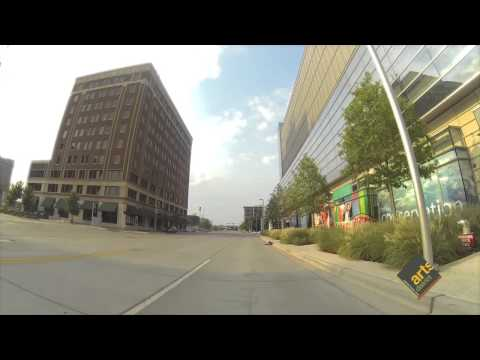 Oklahoma City Streetcar Route Video