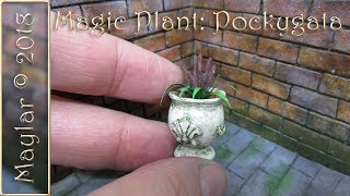 Magic Plant Miniature - 06 Pockygata