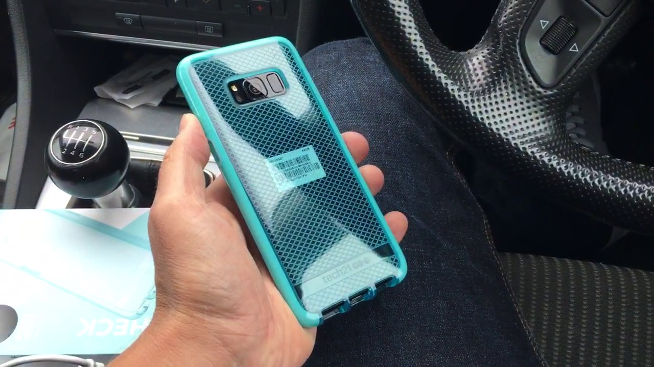 sneakers for cheap 77a29 2389c Tech21 Evo Check Galaxy S8 Case