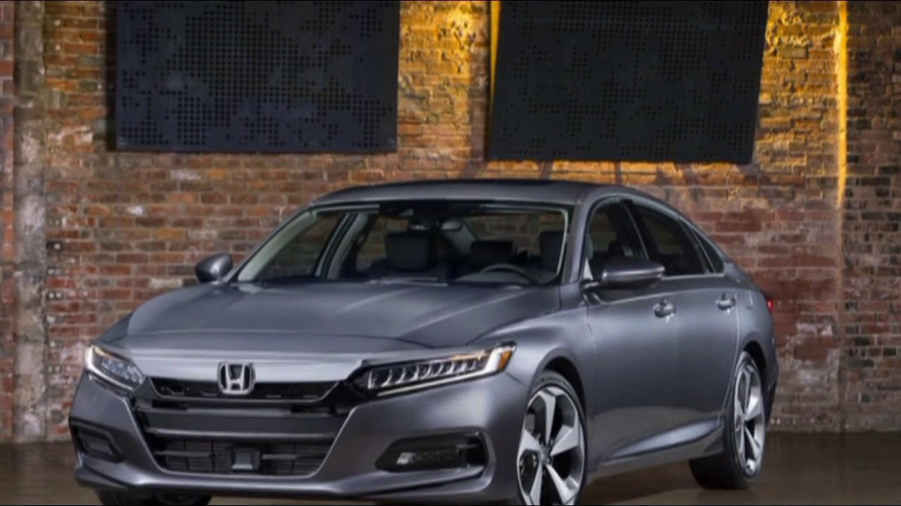 Honda Accord Sedan 2018 Efficiency And Fuel Economy