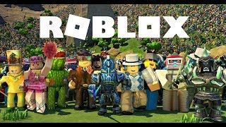 playing roblox come and join xd