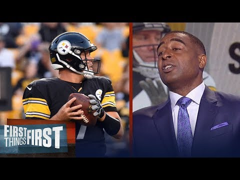 Cris Carter: Big Ben is a drama queen, needs to lose some weight | FIRST THINGS FIRST