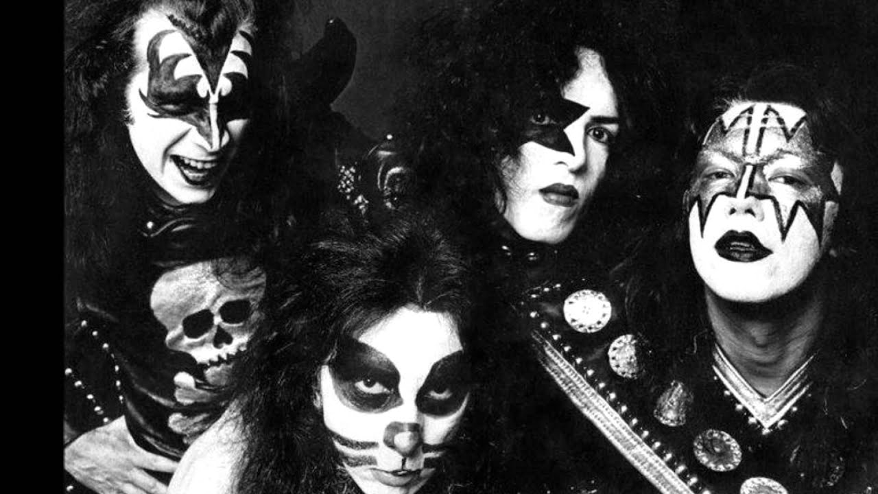 Kiss - Strutter - Lyrics