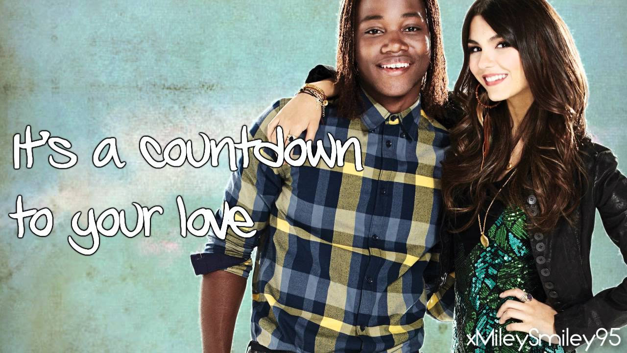 Download Victorious Cast ft. Leon Thomas III & Victoria Justice - Countdown (with lyrics)