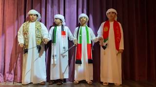 Ajyal Al Falah Grade 6 - 9 Boys performance