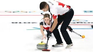 Canadian Curlers Kick Things Off on Day -1 | Winter Olympics 2018 | CBC Sports