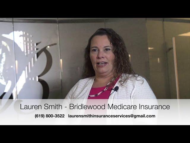 Lauren Smith   Bridlewood Medicare Agent