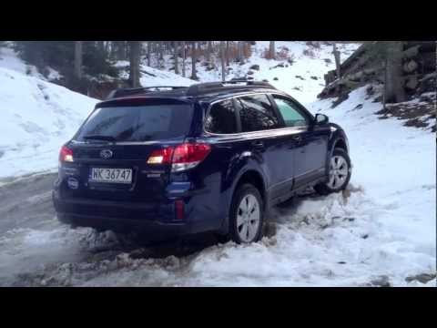 off road test subaru outback vs jeep grand cherokee vs. Black Bedroom Furniture Sets. Home Design Ideas