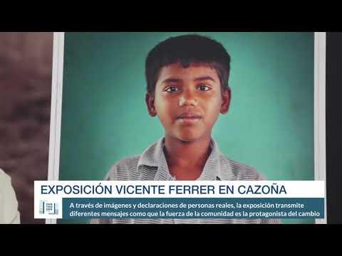 Exposición Fundación Vicente Ferrer