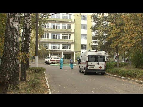 Из-за COVID-19 в Орловской области больницы переходят на особый режим - Россия 24