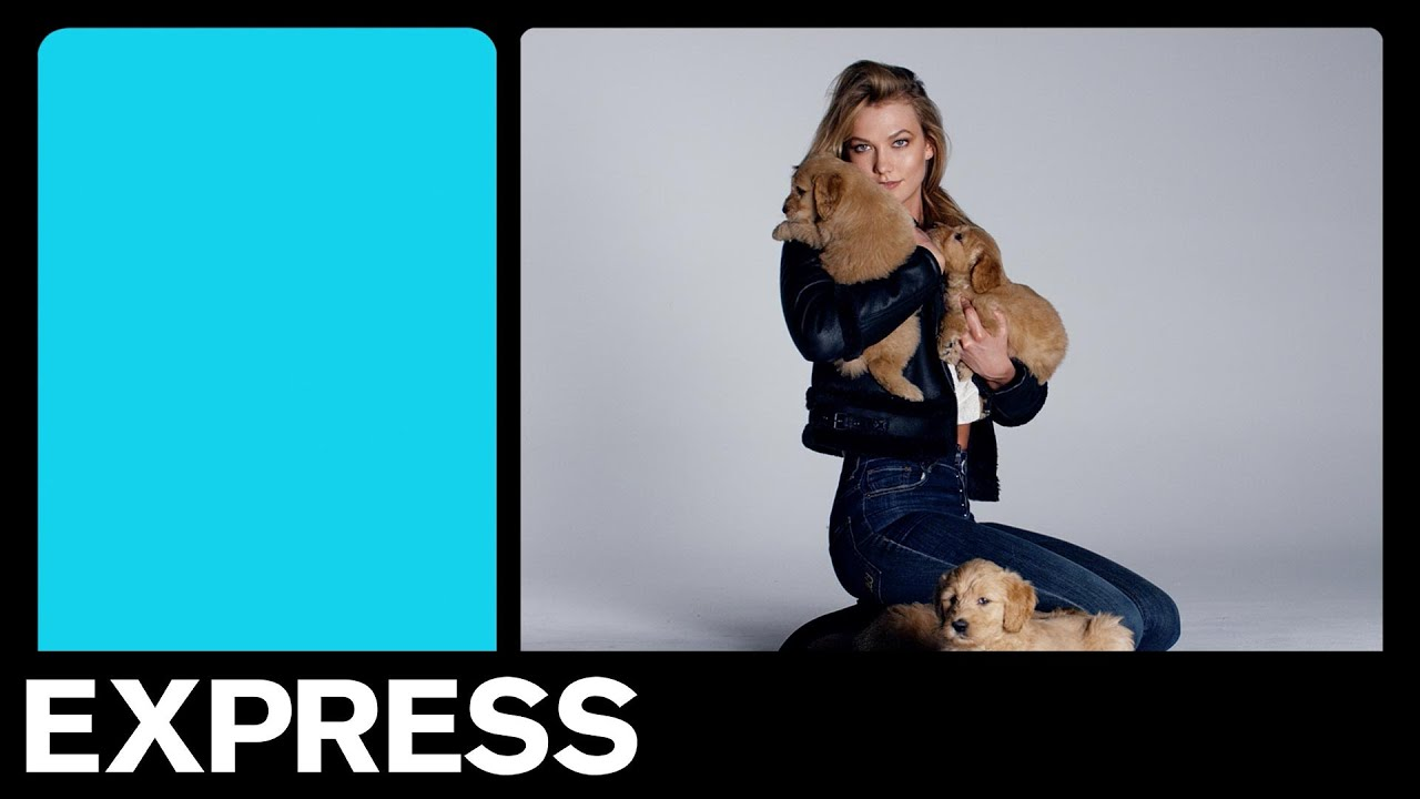 EXPRESS JEANS: #EXPRESSLIFE WITH KARLIE KLOSS - YouTube