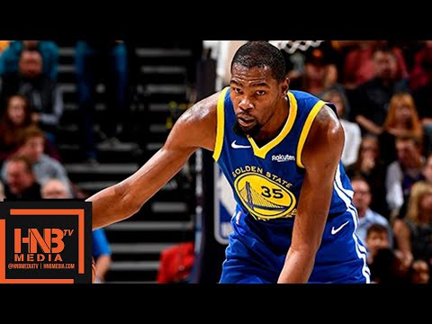Golden State Warriors vs Utah Jazz 1st Half Highlights | 10.19.2018, NBA Season