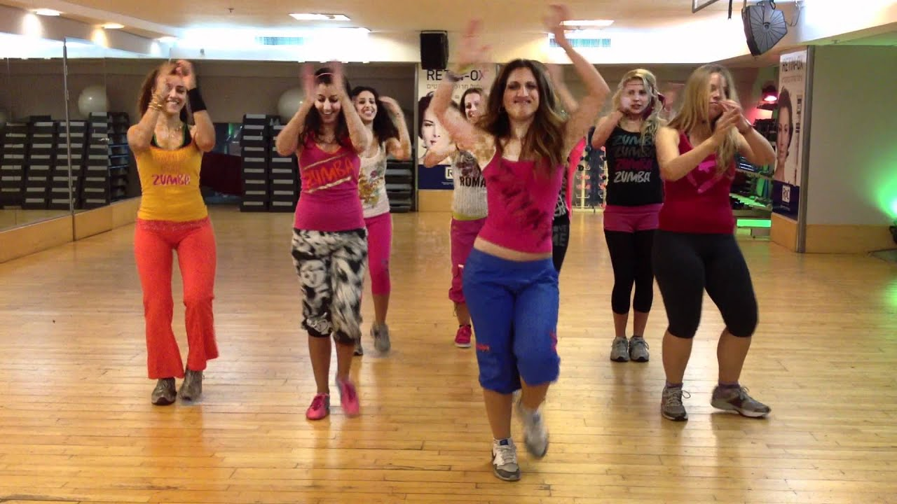 Zumba With Salo Vallenato Colombiano Quot Pa Mayte Quot Youtube