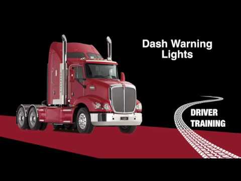 Kenworth T409 Dash Lights
