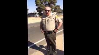 barstow police follow try to stop me for no reason an example of how easy it is