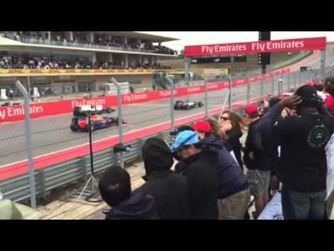 2015 Formula 1 Austin Grand Prix