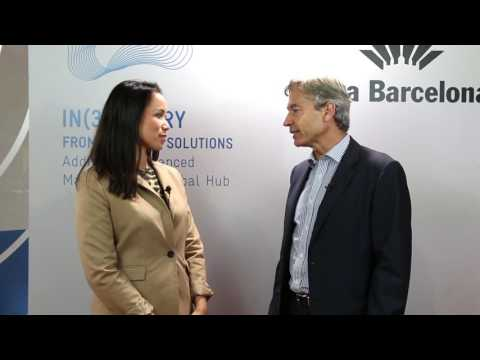 Interview with Mario Fernando Buisán | Government of Spain | IN(3D)USTRY 2016