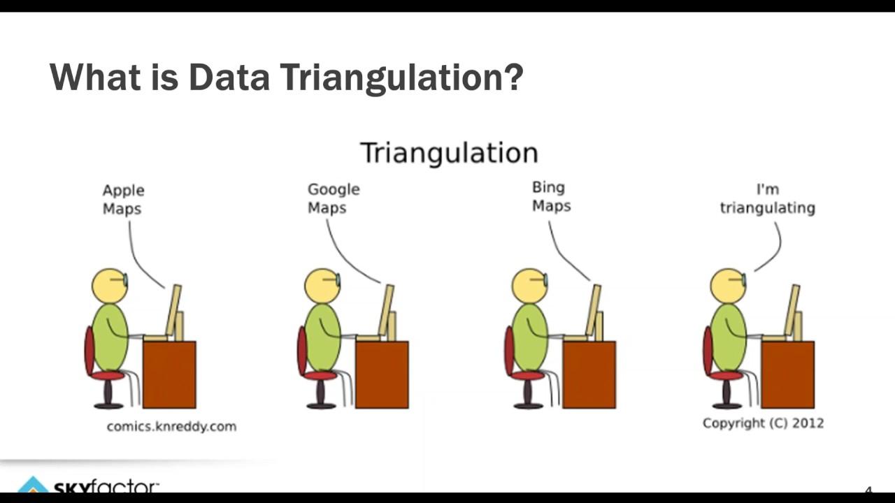 Education Data Triangulation