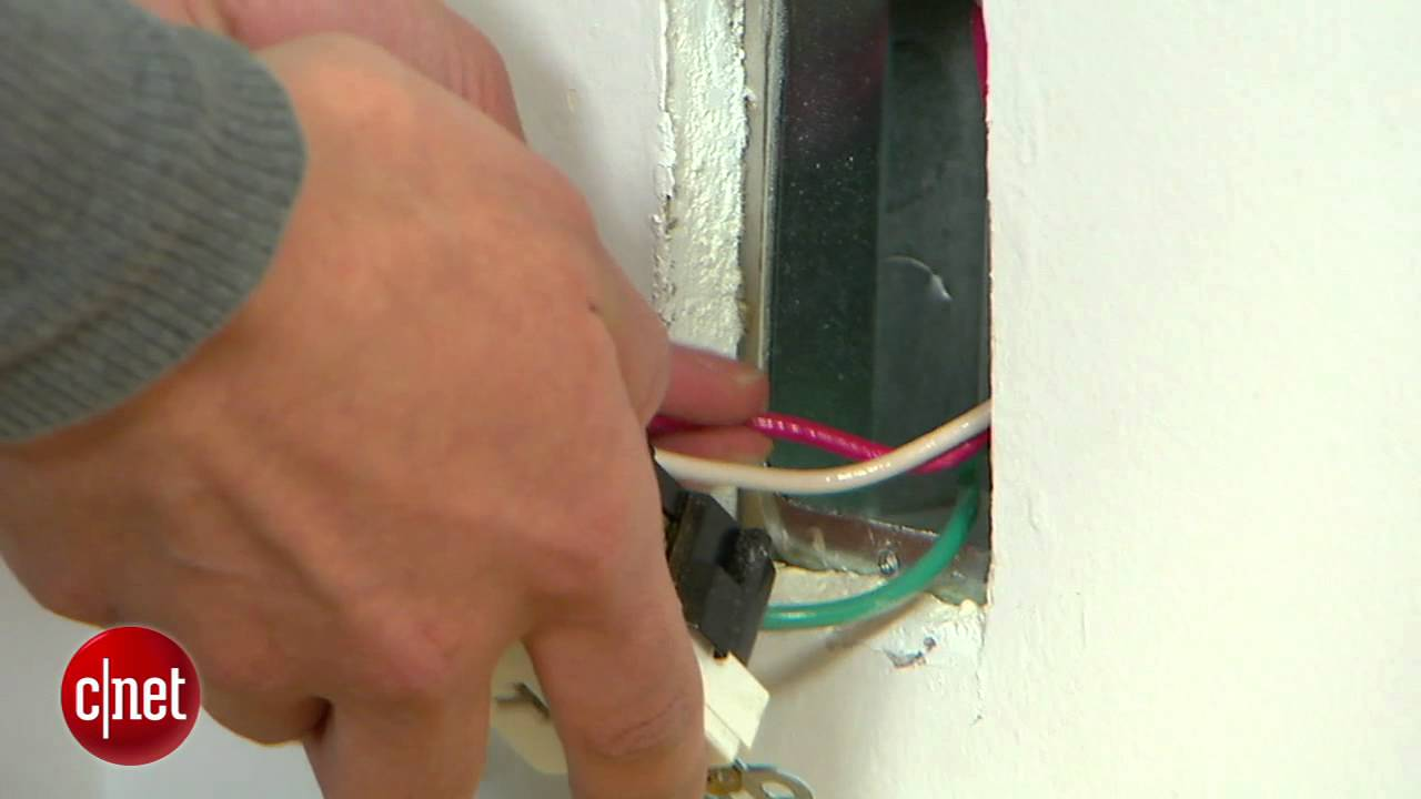 Install A Usb Wall Socket Youtube How To Wire 240v Outlet Further Diagram Double Wiring