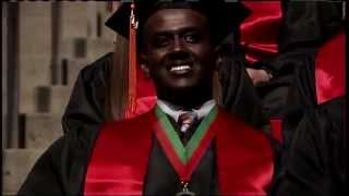Commencement 2014 — President David Pershing Thumbnail