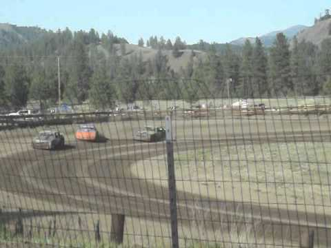 Eagle Track Raceway Street Stock Main Event Part 3 May 2nd 2015
