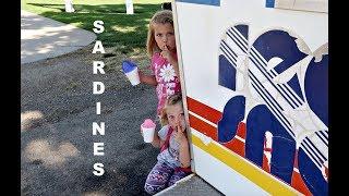 Sardines and Snow Cones at SCHOOL!