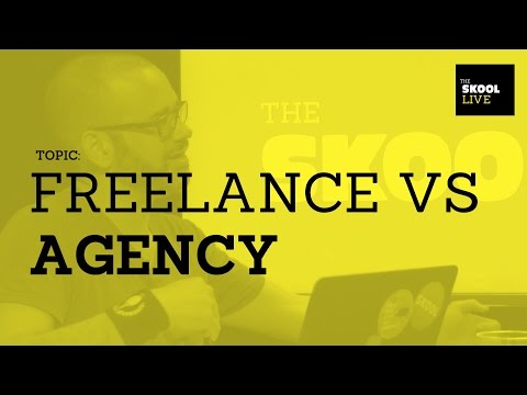 Freelance vs. Agency