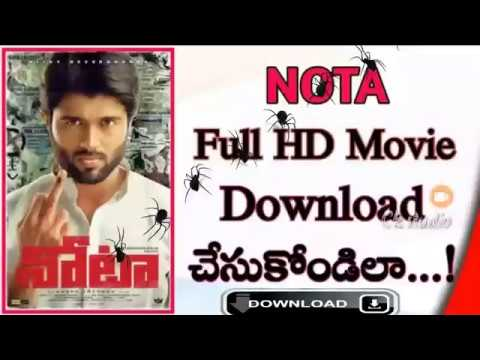 NOTA MOVIE DOWNLOAD|Nota Movie Downloaded Live Proof