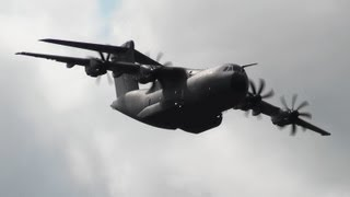 RIAT 2013 Airbus A400M Atlas The Royal International Air Tattoo