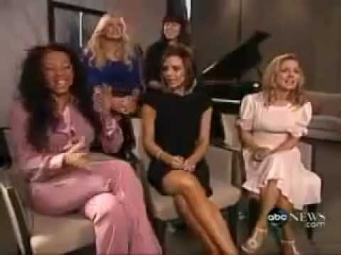 Spice Girls Interview on Good Morning America 2007