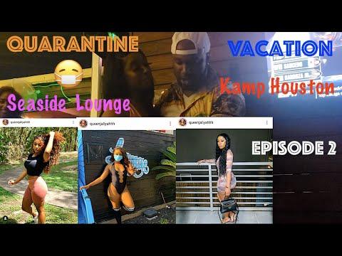 Houston Texas   Quarantine Vacation   Seaside Lounge   Kamp Houston   H Town Finest   Black Travel