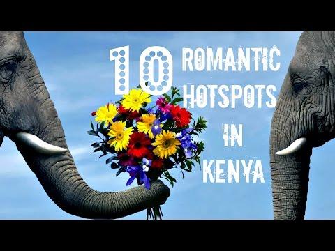 10 ROMANTIC HOTSPOTS IN KENYA   Valentine's Edition