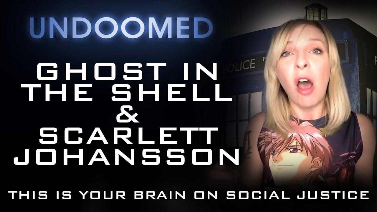 Ghost in the shell amp scarlett johansson youtube