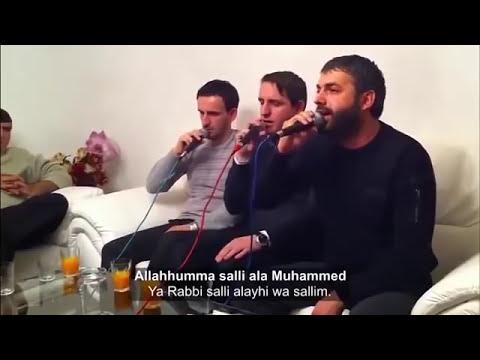 Prelijepa albanska ilahija o nasem Poslaniku s.a.w.s.(bez muzike)