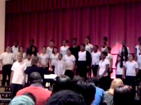 Winter Concert Lincoln Avenue School