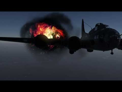 War Thunder: Heavy Metal B-17
