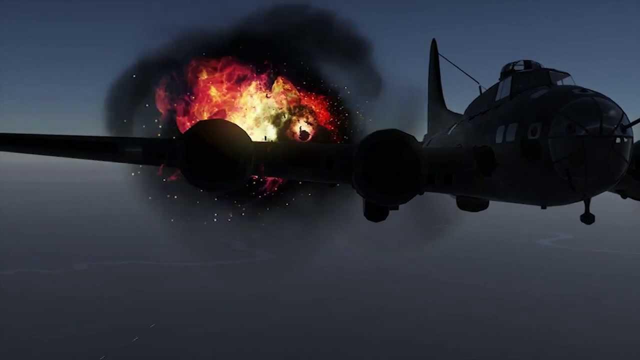 War Thunder Heavy Metal B 17 Youtube