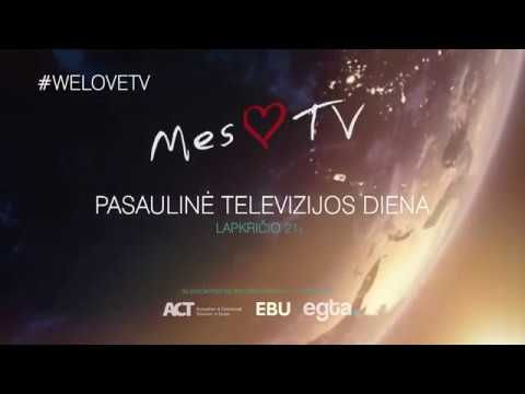 World TV Day 2017 - Adapted by Lithuania (LRT)