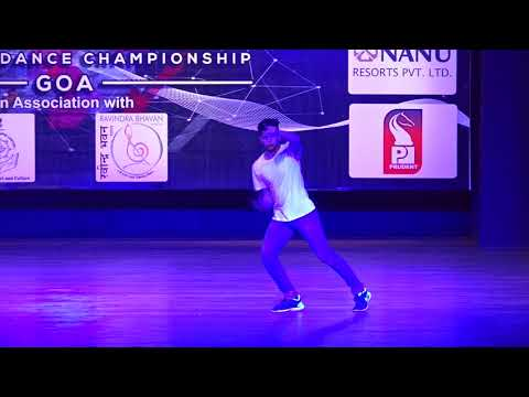KEYUR VAGHELA (Gujarat) | Solo | EVOLUTION 2017- All India Dance Championship GOA