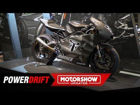 Triumph Moto Prototype : The New Daytona  maybe? : PowerDrift