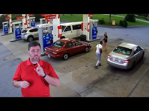 Baltimore Gas Station Dispute Escalates To Deadly Force